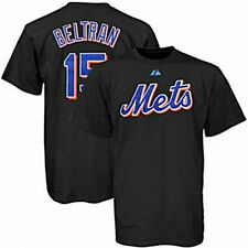CARLOS BELTRAN METS #15 MAJESTIC SHIRT BIG TALL SIZES