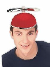 Beanie Copter Helicopter Propeller Hat Cap Halloween Costume Accessory NEW