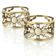 Nate Berkus Candle Cuff Pair  (new) -  Free Shipping