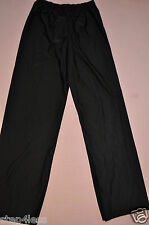 Nwt Bal togs Adult size small Relaxed -Style Black Dance PANTS- item -#823