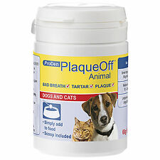 Proden Plaque off 60g/180g/420g for cats and dogs