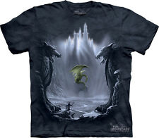 NEW THE MOUNTAIN LOST VALLEY DRAGON ADULT T SHIRT