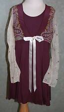 NEW BOUTIQUE SISTER SAM JANIS RAYON DRESS SZ 4/5 6 6X RETAIL 72.00