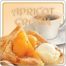 APRICOT CREAM FLAVORED COFFEE - 1 LB. - Freshly Roasted