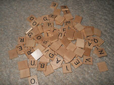 Scrabble Tiles for Crafting, A-Z and Blank, Take a LQQK
