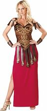 Sexy Roman Gladiator Warrior Princess Halloween Costume