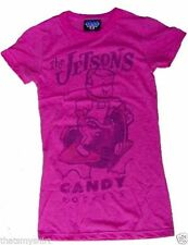 New Authentic Junk Food The Jetsons Candy Rockets Ladies T-Shirt