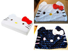 Sanrio Hello Kitty Bedroom Bedding Pillow Case 43 X 63 cm in White or Black
