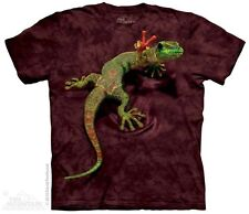 Peace Out Gecko The Mountain Adult & Child T-Shirt