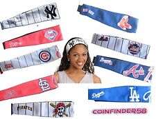 MLB Baseball Fanband Jersey Headband - Pick Team