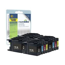 16 Compatible LC1280XL Ink Cartridges for Brother DCP MFC Printers - Multipack