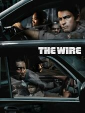 The Wire 8x10 11x17 16x20 24x36 27x40 TV Poster Vintage Dominic West A