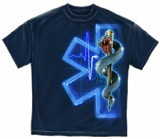 EMS EMT Shirt Emergency Medical Service EMT T-Shirt Paramedic FF2097