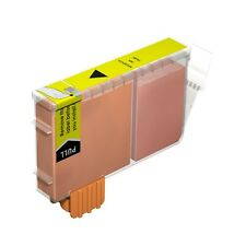 Compatible BCI-6Y Yellow Ink Cartridge for Printers inc Canon S820d & more