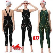 NWT YINGFA 977 TRAINING RACING COMPETITION BODYSKIN US MISS 2,4,6,8,10,12 ALL Sz