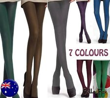 Quality Winter Tights Opaque PANTYHOSE Stockings for School Uniforms