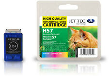 Remanufactured Jettec HP57 Colour Printer Ink Cartridge for PSC 2210xi & more