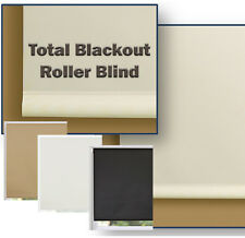 Blackout Roller Blinds (choice of colours & sizes)