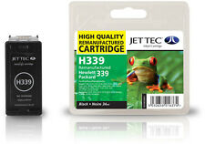 Remanufactured Jettec HP339 Black Ink Cartridge for Officejet 7205 & more