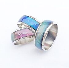 Mood Ring - Changing Colors by Emotion Feeling 16-20 cm