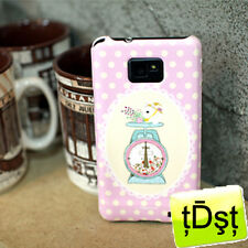 Authentic [Happymori] Scale Hard Case Cover For Samsung Galaxy S2 Case IN013