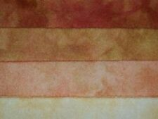 """Red Jasper"" - hand dyed rug hooking wool fabric - (1) Fat Quarter 100% Wool"