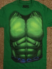 The Incredible Hulk Muscle Marvel Costume T-Shirt