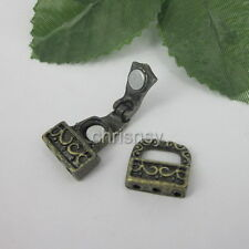 10pcs Jewelry Findings Craft Clasp Magnet Close Open Lock Filigree Buyer Select