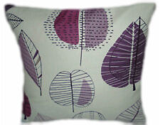 """1 CUSHION COVER-made in MAPLE col damson purple 12"""",14""""16,18"""",20"""" 22"""" 24 XMAS"""