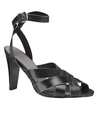 COLE HAAN AIR LAINEY SANDAL WOMENS BLACK HEELS STRAPPY SHOES MSRP $178.