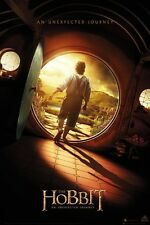 Choice of The Hobbit Maxi Poster. NEW. Lord of the Rings. An Unexpected Jounrey