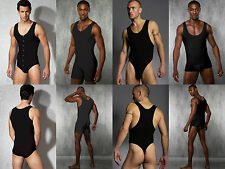Bodywear Shop Bodysuit for Men as a Brief, Thong & Pant Style Doreanse Underwear