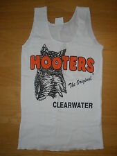 NEW HOOTERS AUTHENTIC UNIFORM TANK TOP CLEARWATER FL XS/S/M/L