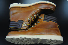 [6012R] NEW MENS TIMBERLAND ABINGTON SCOUT WEDGE TAN LIMITED TIM6