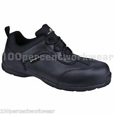 Delta Plus Panoply STRATEGY S1P SRC Safety Work Trainers Shoes Composite Toe Cap