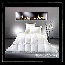 Luxury Goose Feather And Down Duvet Quilt  **Double Bed - Avl In All Togs**