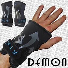 DEMON S13 Snowboard Wrist Guards -  Impact Protection- Sizes XS, S, M, L, XL 2XL