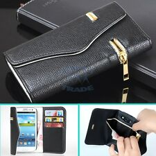 Leather Magnetic Bag Wallet Flip Case Cover for Samsung Galaxy S 3 III i9300