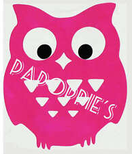 Stencil Hootin' Owl For Gifts, Furniture, Walls, Fabric, Crafts ETC