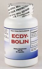 TRULY HUGE ECDY-BOLIN 100mg 60 CAPS POWERFULL MUSCLE BUILDING SUPPLEMENT