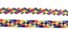 Planet Pleasures, Shredders - Natural & Rainbow, Chewable Bird Toys by Fowl Play