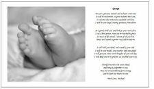Personalised Christening Poem gift Godfather/mother/Godparent to Godson/child