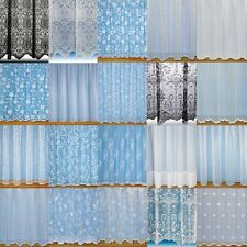 CHOOSE FROM SOME OF THE BEST SELLING NET CURTAIN VOILES ~ AT THE BEST PRICES
