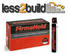 Paslode Type 1st Fix nails. 50mm, 63mm, 75mm, 90mm Firmahold Box 1100