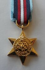 Arctic Star Miniature Medal, Pre Order, WWII, Army, Navy, RAF, Military, Russia