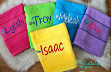 Personalised Towel, Beach Towel, Great Embroidered Gift, Swimming Towel