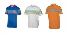PUMA Golf Rickie Fowler Mens T Wrap Stripe Cresting Polo NWT pick size & color
