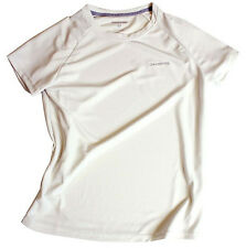 New Craghoppers Atoll Base Layer Womens Tee T Shirt Sea Salt White (CWT1035)