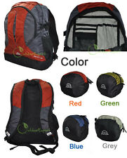 Folding Cycling Bicycle Camping Pack Bag Backpack Rucksack Road MTB Bike Sports