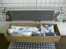 Focus RS MK1 Front Mount Intercooler kit 100mm Core POLISHED ALUMINIUM. IN STOCK